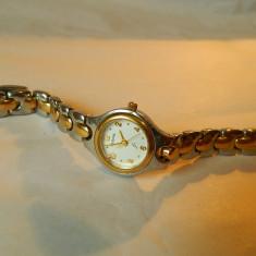 Ceas de dama Fossil din otel, cod f4 - Ceas dama Fossil, Casual, Quartz, Inox, Piele, Analog