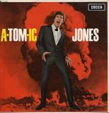 Tom Jones - A-Tom-ic Jones (1966, Decca) disc vinil LP album original