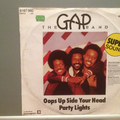 """THE GAP BAND - OOPS UP SIDE ...(1979/MERCURY/W.GERMANY) - VINIL Maxi-Single """"12/, United Artists rec"""