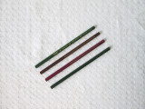 Lot de creioane vechi romanesti anii 60, creioane vechi de colectie din comunism