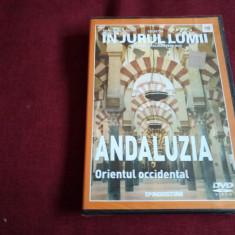 DVD IN JURUL LUMII - ANDALUZIA - Film documentare, Romana