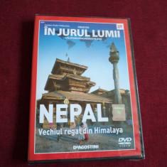 DVD IN JURUL LUMII - NEPAL - Film documentare, Romana