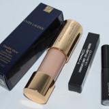 Pachet cosmetice: fond de ten Estee Lauder + Tus de ochi MAC