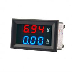 Voltampermetru Voltmetru Ampermetru Digital 0-100V 0-10A