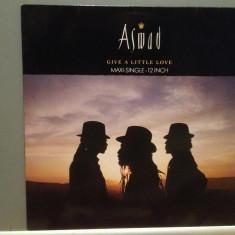ASWAD - GIVE A LITTLE LOVE(1988/ISLAND/W.GERMANY) - VINIL Maxi-Single