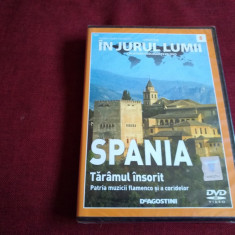 DVD IN JURUL LUMII - SPANIA - Film documentare, Romana