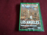 DVD IN JURUL LUMII - LOS ANGELES, Romana