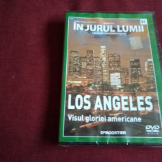 DVD IN JURUL LUMII - LOS ANGELES - Film documentare, Romana