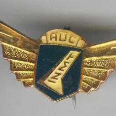 Insigna ADC - INMT - TELECOMUNICATII