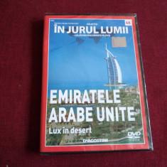 DVD IN JURUL LUMII - EMIRATELE ARABE UNITE - Film documentare, Romana