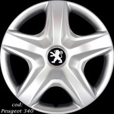 Capace Roti 15 Peugeot - Imitatie Jante Aliaj, R 15
