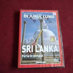 DVD IN JURUL LUMII - SRI LANKA - Film documentare, Romana