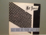 "MATT BIANCO - GET OUT OF YOUR (1983/WARNER/W.GERMANY) - VINIL Maxi-Single ""12/NM"