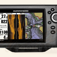 Sonar pescuit HUMMINBIRD HELIX 5 CHIRP SI GPS G2