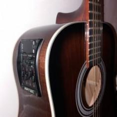Chitara electroacustica EQ Hora Reghin W12204 - Chitara acustica