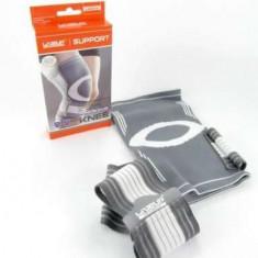 Fasa elastica pentru genunchi-orteza-genunchiera - calitate deosebita - Echipament Fitness