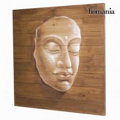 Tablou pe lemn față by Homania - Rama Tablou