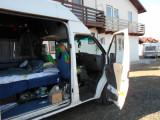Masina de vacanta Ford Transit