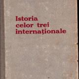 Istoria celor trei internaționale