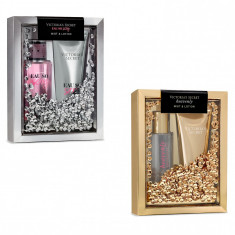 Victoria's Secret set ideal cadou crema spray de corp - Lotiune de corp