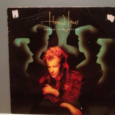 HOWARD JONES - DREAM INTO ACTION (1985/WARNER/RFG) - Vinil/Analog 100%/ - Muzica Pop
