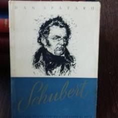 SCHUBERT - DAN SPATARU