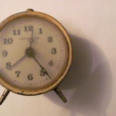 PVM - Ceas de masa mai vechi TIMEMASTER fabricat Germania
