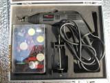 Cumpara ieftin Polizor electric portabil cu prelungitor flexibil - set 122 PIESE (SH)