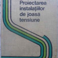 Priectarea Instalatiilor De Joasa Tensiune - M. Duminicatu, C. Bianchi, C. Ionescu, N. Mironesc, 410774 - Carti Electrotehnica