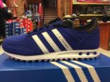 Adidasi 100 % originali ADIDAS L.A. TRAINER-adidasi barbati, 39 1/3, Albastru