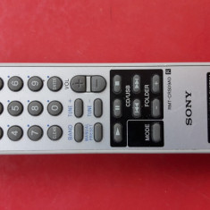 TELECOMANDA Sony RMT-CRS09AD PENTRU SISTEM AUDIO - Telecomanda aparatura audio