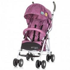 Carucior Sport Ergo 2018 Very Berry - Carucior copii 2 in 1 Chipolino