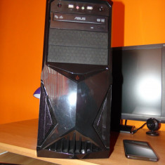 Pc.Desktop Intel Haswell I3-4130 / GT 630, 2gb-128bit, Hdd 1tb, 6Gb ram. - Sisteme desktop fara monitor Asus, Intel Core i3, Fara sistem operare