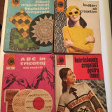Imbracaminte crosetata/Invatam sa crosetam/Fileuri, macrameuri/ABC in tricotaj