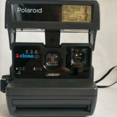 Aparat foto vintage, colectie, Polaroid 636 Close Up