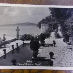 BALCIC - PARCUL PALATULUI REGAL - CARTE POSTALA FOTO - Harta Europei