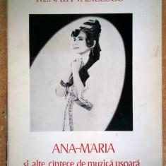 Renata Vasilescu - Ana-Maria si alte cantece de muzica usoara