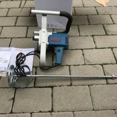 Amestecator PROFESIONAL mortar/vopsea PHIOLENT 1100W - Cazan tuica