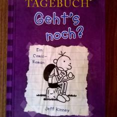 Jeff Kinney - Gregs tagebuch 5 Geht's noch?