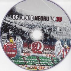 De la alb negru la 3 D - DVD fotbal