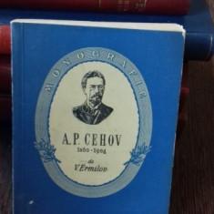 A.P. CEHOV 1860-1904 - V. ERMILOV