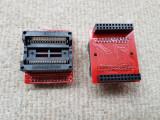 Adaptor SOP44 IC pentru programator universal MiniPro TL866 TL866A TL866CS