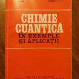 Chimie cuantica in exemple si aplicatii (autografe) / C12P
