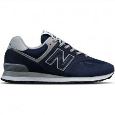 Pantofi sport barbati New Balance ML574EGN - Adidasi barbati New Balance, Albastru