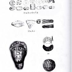 3.CARTE Relatii daco-romane la Dunarea de Jos sec I a.Chr-Ip.Chr C.A. Barbulescu - Arheologie