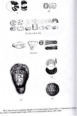 3.CARTE Relatii daco-romane la Dunarea de Jos sec I a.Chr-Ip.Chr C.A. Barbulescu foto