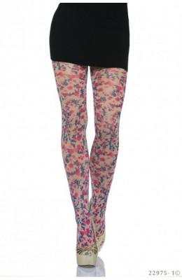 Ciorapi dama multicolor foto
