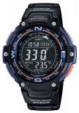 Casio SGW-100-1AV/2AV ceas barbati nou 100% original. 2 culori, Casual, Quartz, Inox