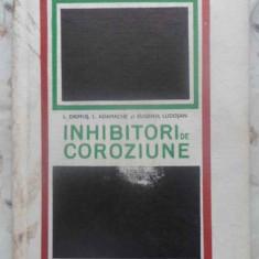 Inhibitori De Coroziune - I. Drimus, I. Adamache, Eugenia Ludosan, 410790 - Carti Constructii