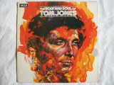 Tom Jones - The Body And Soul of Tom Jones (1973) disc vinil LP album original